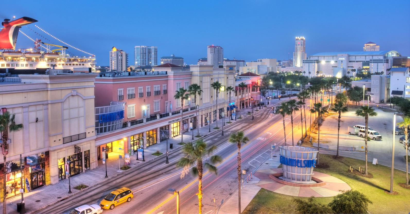 ChannelsideBayPlaza Tampa Shopping