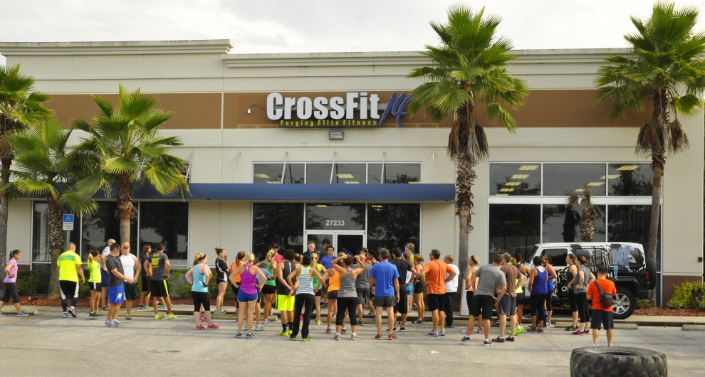 crossfit 14 tampa saddlebrook Gym & Health